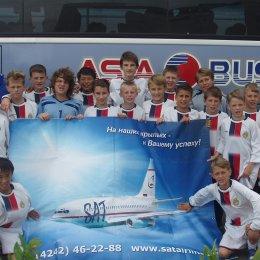 «Сахалинец» на турнире «Кожаного мяча» в Хабаровске (10-18.07.2009)