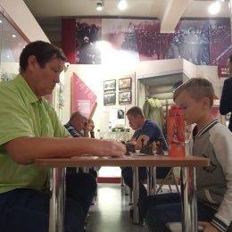 """Блицтурнир в рамках """"Кубка АО """"Гидрострой"""""""