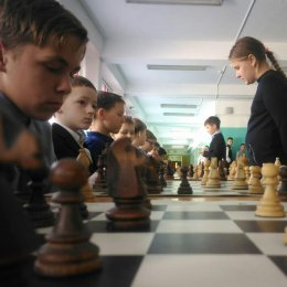 "Проект ""Марафон сеансов"" в СОШ № 6"