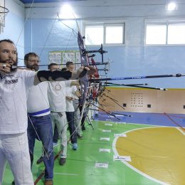 Чемпионат области по стрельбе из лука