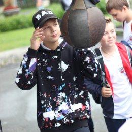 Празднование международного дня бокса
