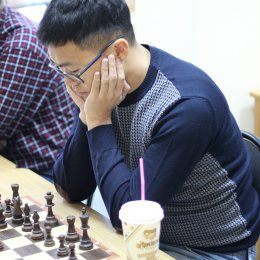 Региональный турнир по быстрым шахматам