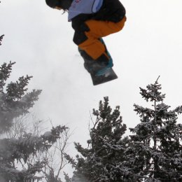 Этап Кубка России по сноуборду