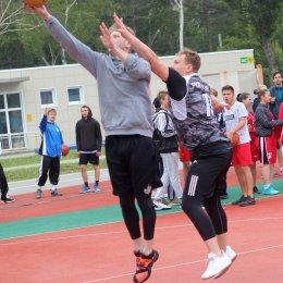 """Всероссийский турнир по баскетболу """"3 на 3"""" """"Оранжевый мяч"""""""