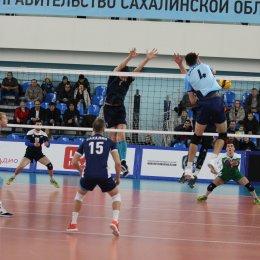 """""""Элвари-Сахалин"""" - """"Дагестан"""" - 3:0"""