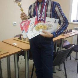 Юношеский шахматный фестиваль