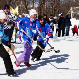 Женское лицо сахалинского спорта