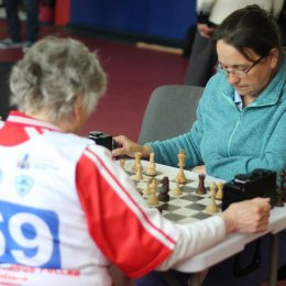 Турнир по шахматам в зачет Спартакиады пенсионеров Сахалинской области