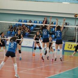Чемпионат Дальнего Востока по волейболу среди женских команд