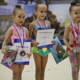 Открытое первенство Южно-Сахалинска по художественной гимнастике