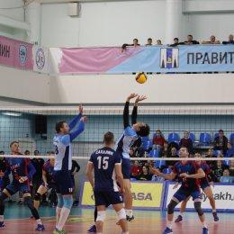 """""""Элвари-Сахалин"""" - """"Кама"""" (Пермь) - 0:3"""