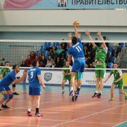 Чемпионат Дальнего Востока по волейболу среди мужских команд