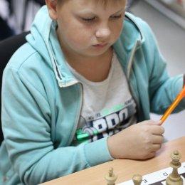 Городской турнир по шахматам среди школьников