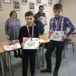 С Германом Коростелевым мы выиграли турнир по парным шахматам и шведкам