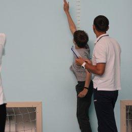 """Вступительные испытания в """"СШ по волейболу"""""""