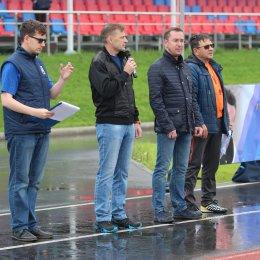 Турнир ветеранов памяти И.П. Фархутдинова