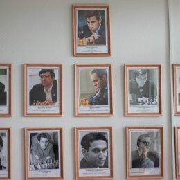 """Открытие шахматного клуба """"Вертикаль"""""""