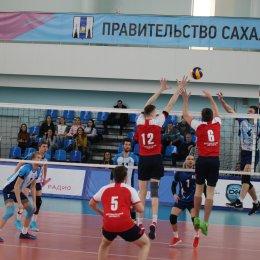 «Элвари-Сахалин» - «Кристалл» (Воронеж). Второй матч