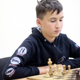 Блиц-турнир по шахматам, посвященный Дню города