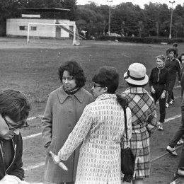 Соревнования по легкой атлетике на Итурупе, середина 1970-х годов