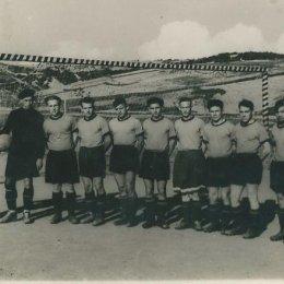 Футбольная команда Александровска, 1950-е годы