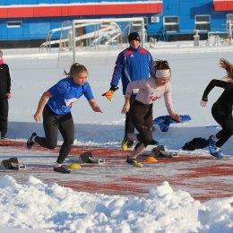 Зимние чемпионат и первенство области по легкой атлетике