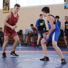 Первенство области по греко-римской борьбе среди юношей до 18 лет