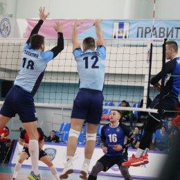 """""""Элвари-Сахалин"""" - """"Зоркий"""" (Красногорск) - 3:0"""