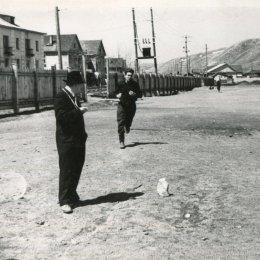 Тельновск, 1950-е годы