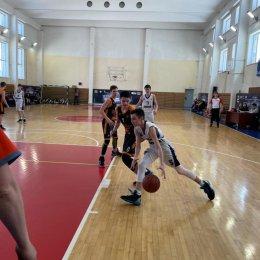 Межрегиональный турнир по баскетболу среди юношей 2007 г.р.