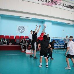 Региональные соревнования по японскому мини-волейболу
