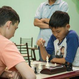 Турнир по быстрым шахматам в Витязево (фотографии Светланы Кругловой)