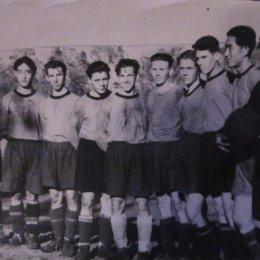 Футбольная команда Томари,1950-е годы