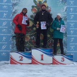 Александр Филиппов стал вторым на этапе Кубка России по ездовому спорту