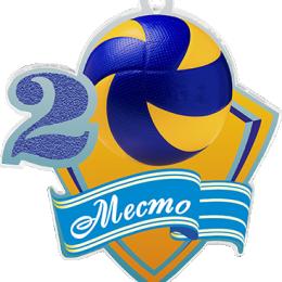 Команда «СШ по волейболу» заняла второе место на турнире в Уссурийске