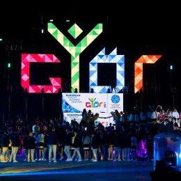 Островные спортсмены вышли на старт ЕЮОФ
