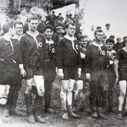 Страницы истории зарождения футбола в Якутии
