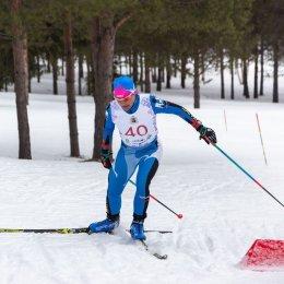 Марина Черноусова заняла третье место в гонке свободным стилем в финале Кубка России