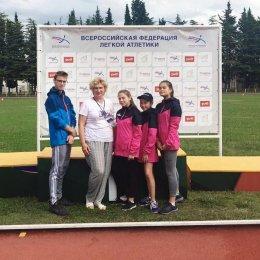 Илья Данилюк завоевал золотую медаль на Всероссийских соревнованиях