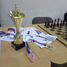 Альберт Лим выиграл турнир по быстрым шахматам среди корейской диаспоры