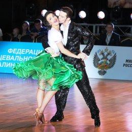 Фотогалерея чемпионата России по танцам