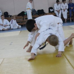 Свыше 100 юных дзюдоистов приняли участие в Кубке мэра