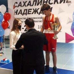 Данияр Агаев признан лучшим боксером первенства области