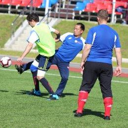Облдума и минфин объединились и выиграли футбольный турнир
