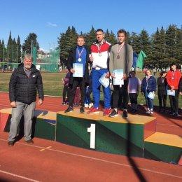Сахалинские копьеметатели завоевали четыре медали на всероссийских соревнованиях