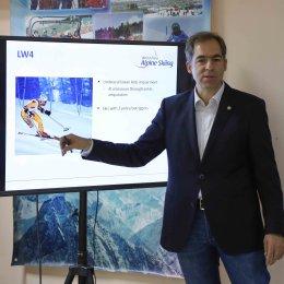 Международный паралимпийский комитет готовит сахалинцев к Кубку мира по пара-горнолыжному спорту