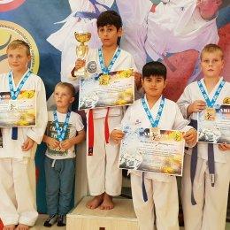 Сахалинские каратисты завоевали 17 медалей на соревнованиях в Уссурийске