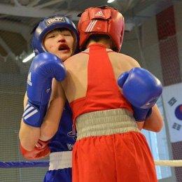 Юные сахалинские боксеры одолели сверстников из Южной Кореи