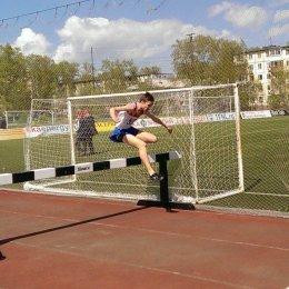 Островные легкоатлеты на первенстве ДФО в Хабаровске обновили рекорд области