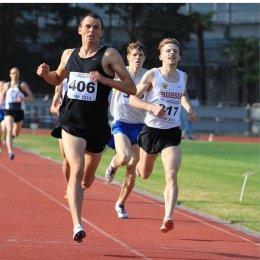 Роман Трубецкой принял участие в командном чемпионате России